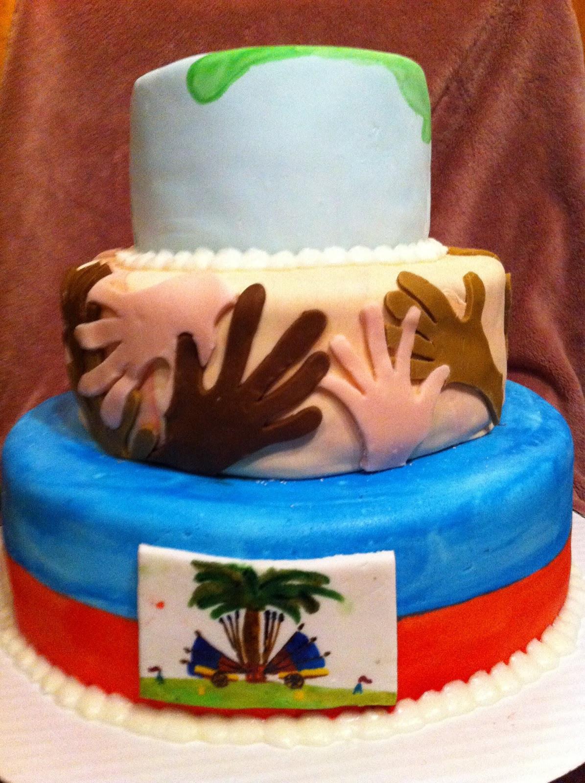 Haitian Wedding Cakes  Les Gateaux Hope for Haiti