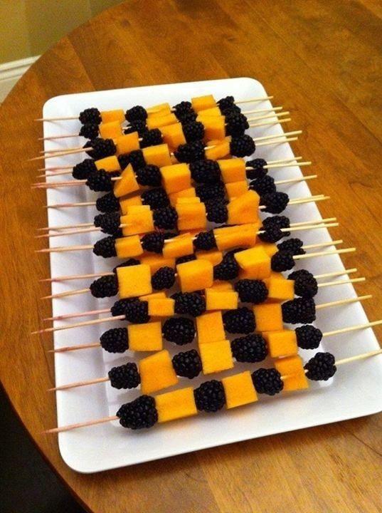Halloween Healthy Snacks  Best 20 Halloween Treats Ideas My Easy Recipes