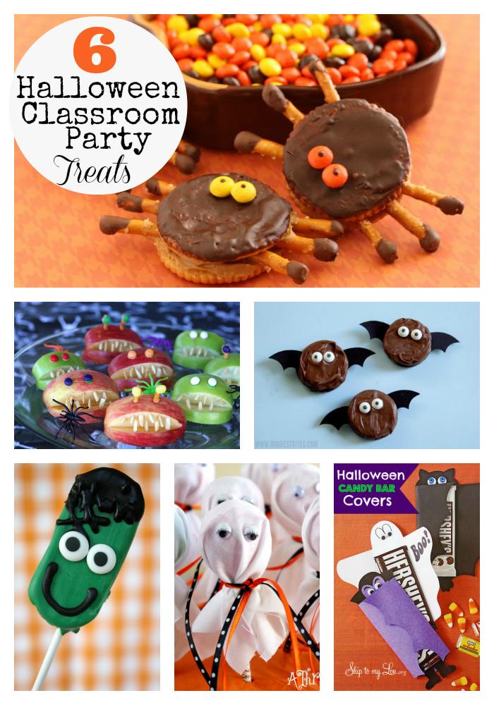 Halloween Healthy Snacks For Classroom  6 Creative Ways to Make Halloween Classroom Treats