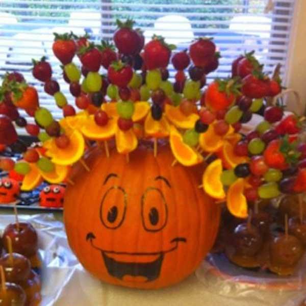 Halloween Healthy Snacks  Scary Halloween Snack Hacks You Should Try Amazing DIY