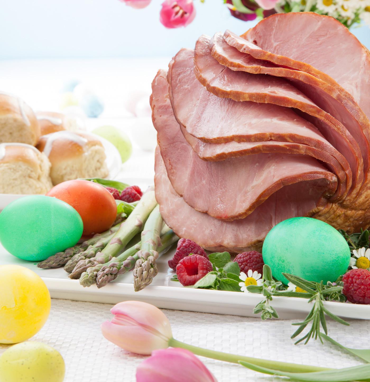 Ham On Easter  Baked Easter Ham Recipe — Dishmaps