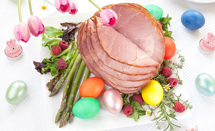 Ham On Easter  New Ideas for Your Easter Ham Consolidated Foodservice Blog