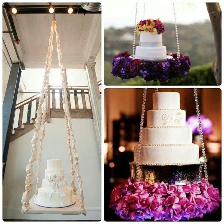 Hanging Wedding Cakes  Uncategorized