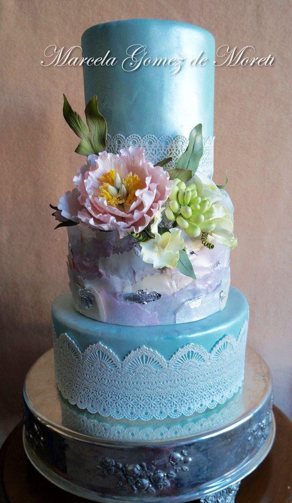Harps Wedding Cakes  730 best images about Wedding Cakes Amazing 1 on Pinterest