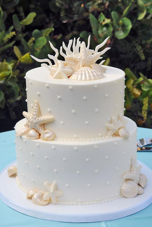 Hawaii Wedding Cake Recipe  Hawaii Wedding cakes creations works designs