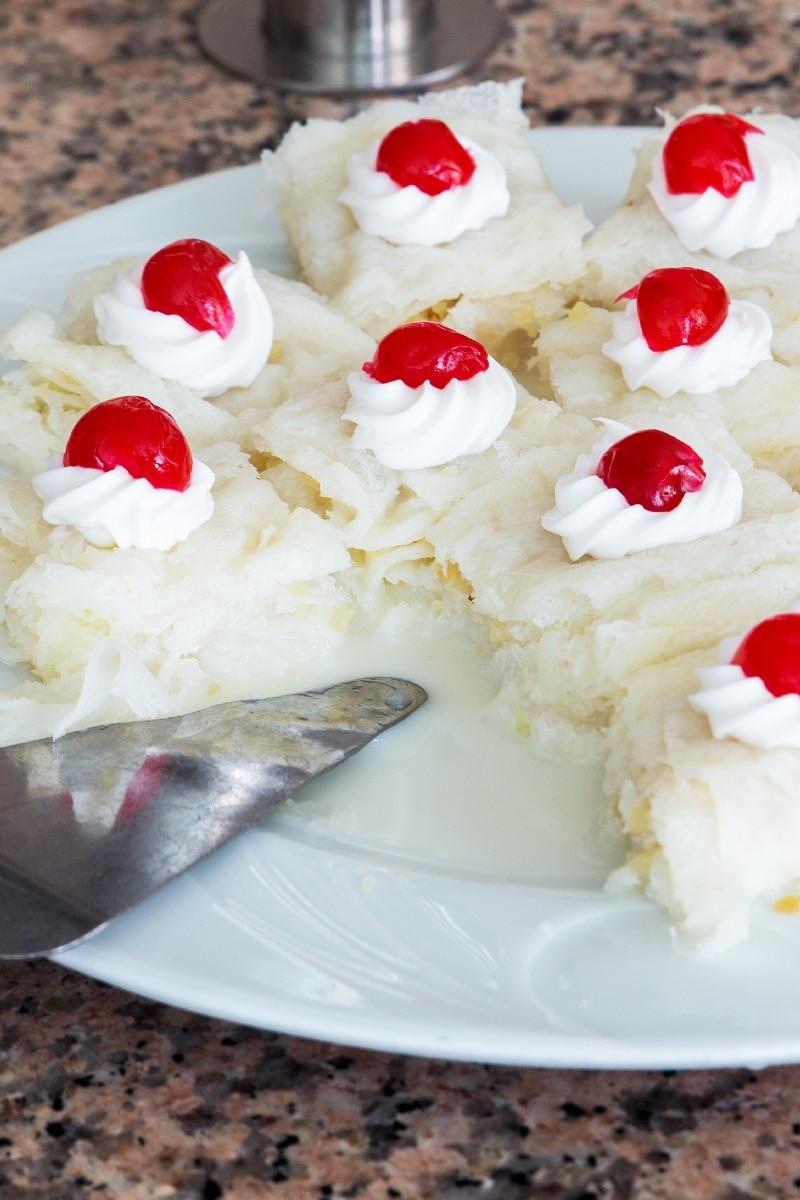 Hawaii Wedding Cake Recipe  Hawaiian Wedding Cake