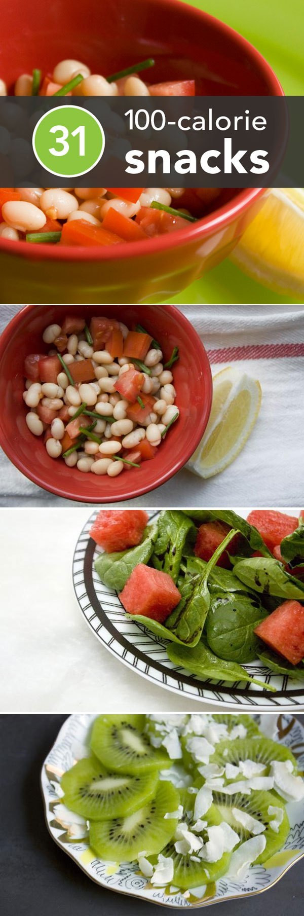 Healthy 100 Calorie Snacks  31 Healthy 100 Calorie Snacks Get Fit and Motivated