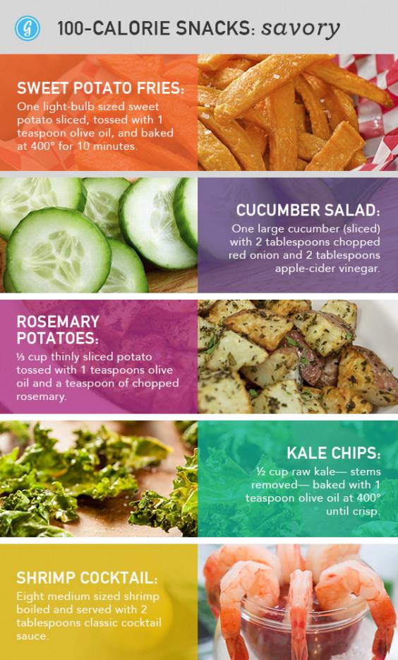 Healthy 100 Calorie Snacks  Low Calorie Snacks 88 Unexpected Snacks Under 100