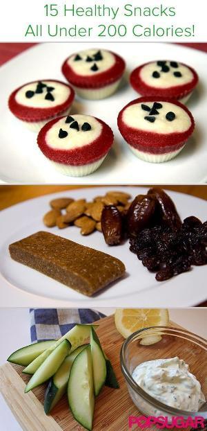 Healthy 200 Calorie Snacks  Healthy Snacks Under 200 Calories