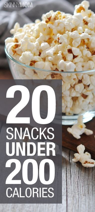 Healthy 200 Calorie Snacks  20 Tasty Snacks Under 200 Calories
