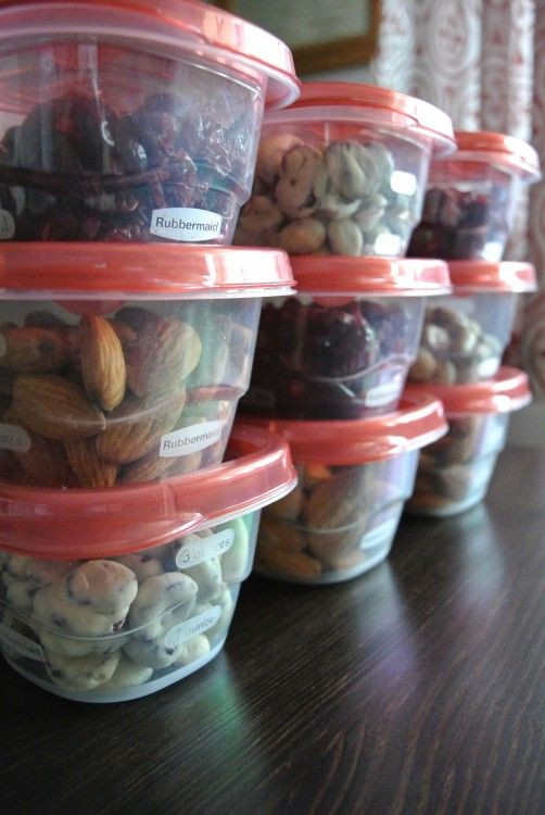 Healthy Adult Snacks  Organizing Healthy Adult Snacks skip the junk and beat