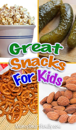 Healthy Affordable Snacks  Affordable Snacks for Kids 12 Healthy Delicious