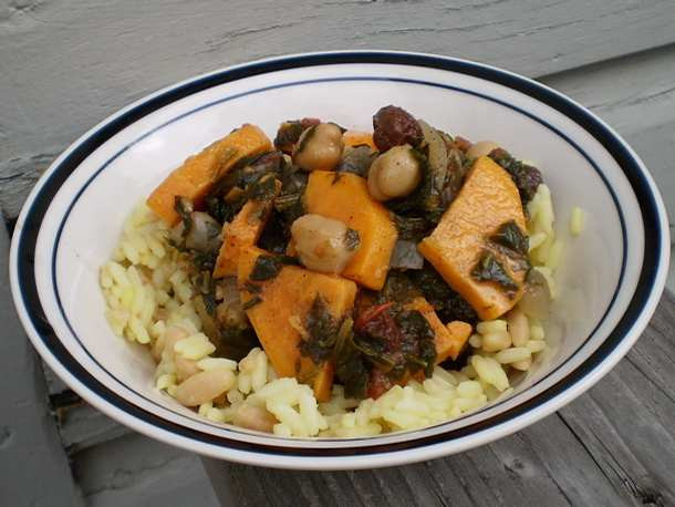 Healthy African American Recipes  Healthy & Delicious West African Ve able Stew Recipe