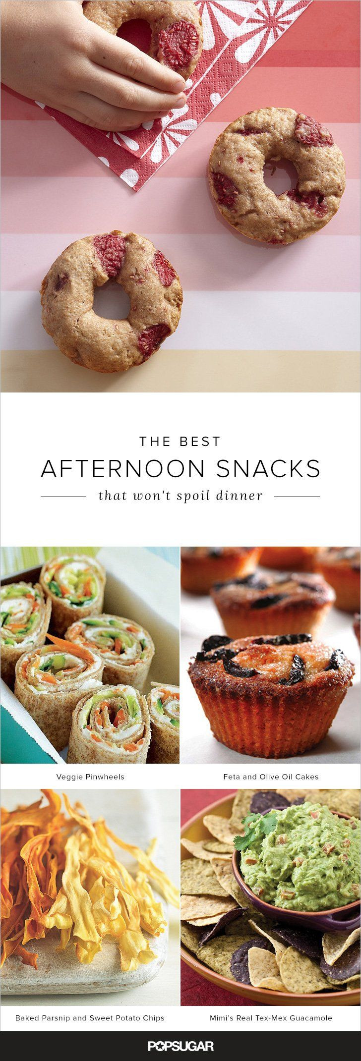 Healthy After Dinner Snacks  20 Mouthwatering and Healthy After School Snacks That