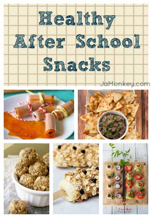 Healthy After Dinner Snacks  Healthy After School Snack Ideas Frushi Recipe