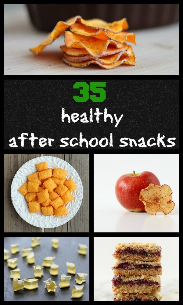Healthy After School Snacks  Healthy After School Snacks Rachel Cooks