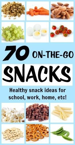 Healthy Afternoon Snacks For Work  Healthy Snack Ideas For WorkWritings and Papers