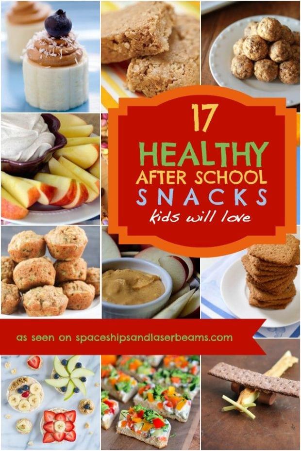 Healthy Afterschool Snacks  17 Delicious After School Snacks