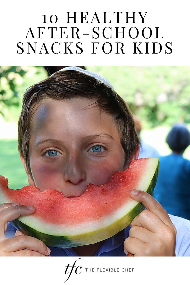 Healthy Afterschool Snacks For Weight Loss  46 best Healthy Snack Recipes images on Pinterest