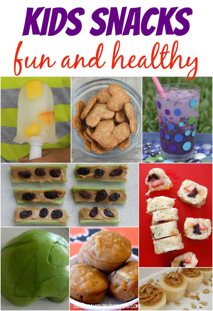 Healthy Afterschool Snacks  Healthy After School Snacks
