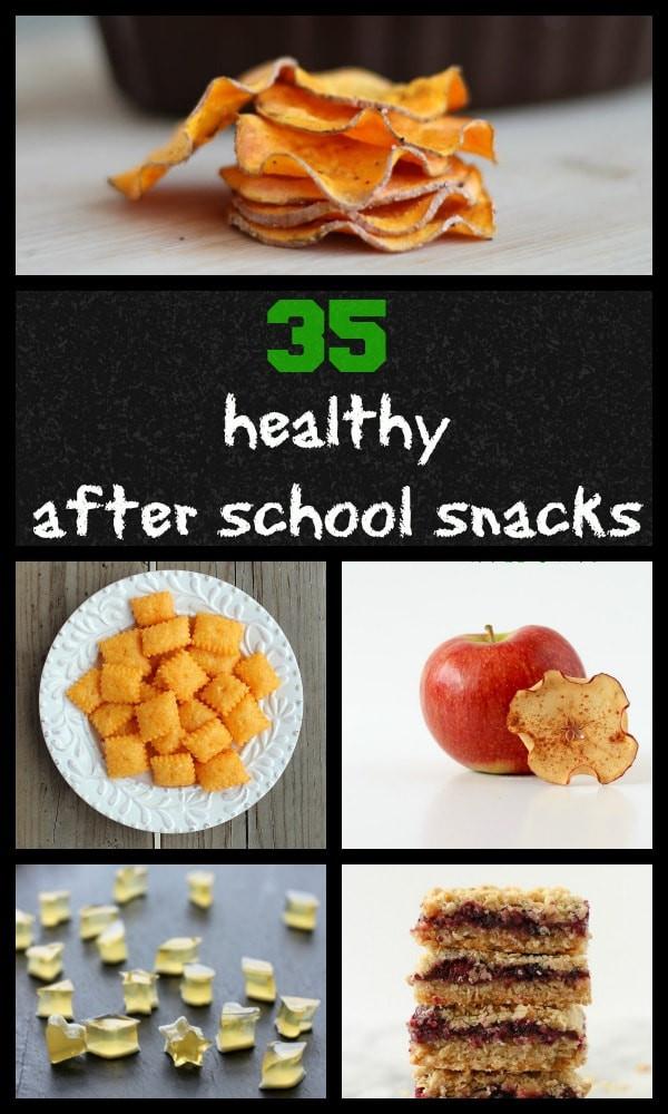 Healthy Afterschool Snacks  Healthy After School Snacks Rachel Cooks