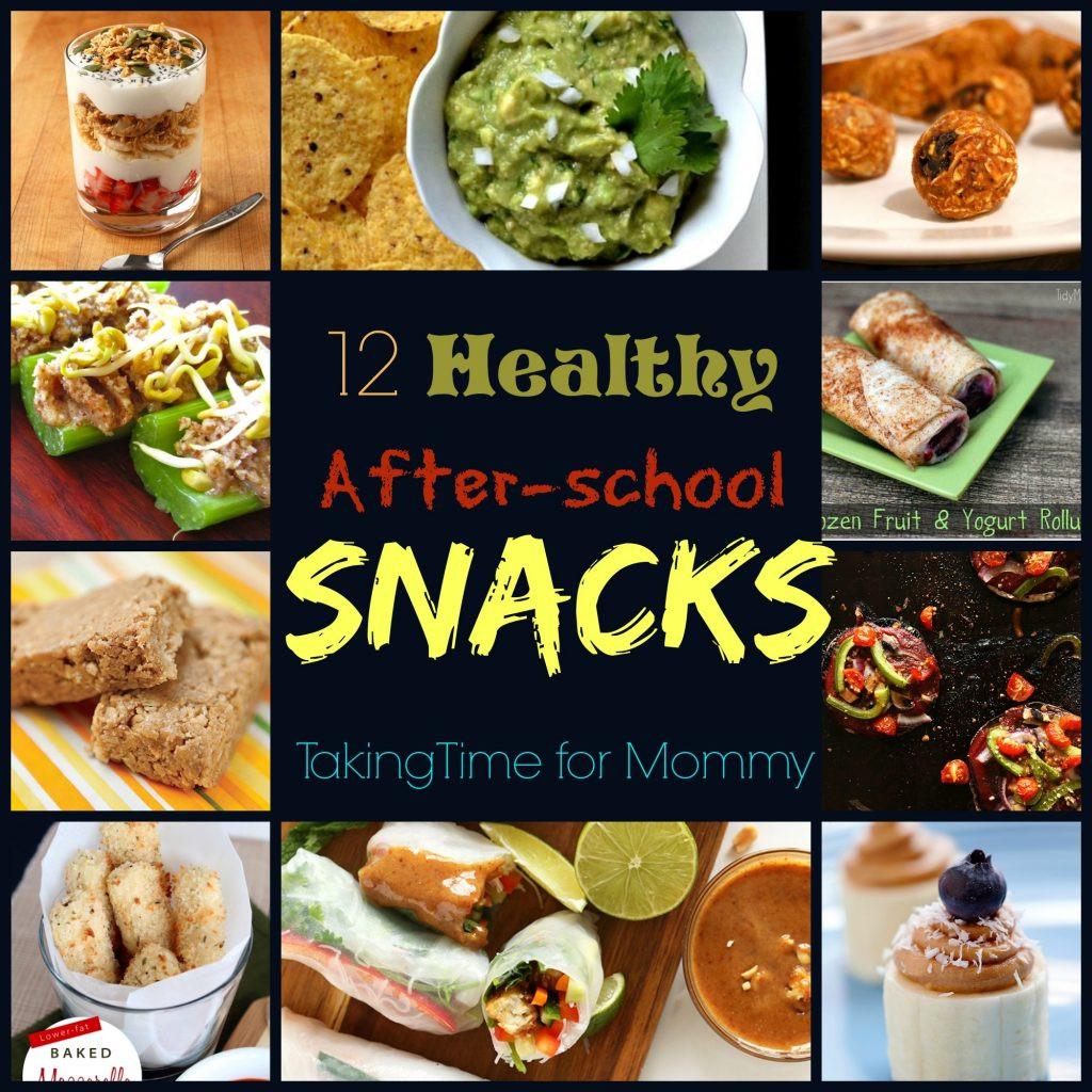 Healthy Afterschool Snacks  12 Healthy After School Snacks foo foo byglam