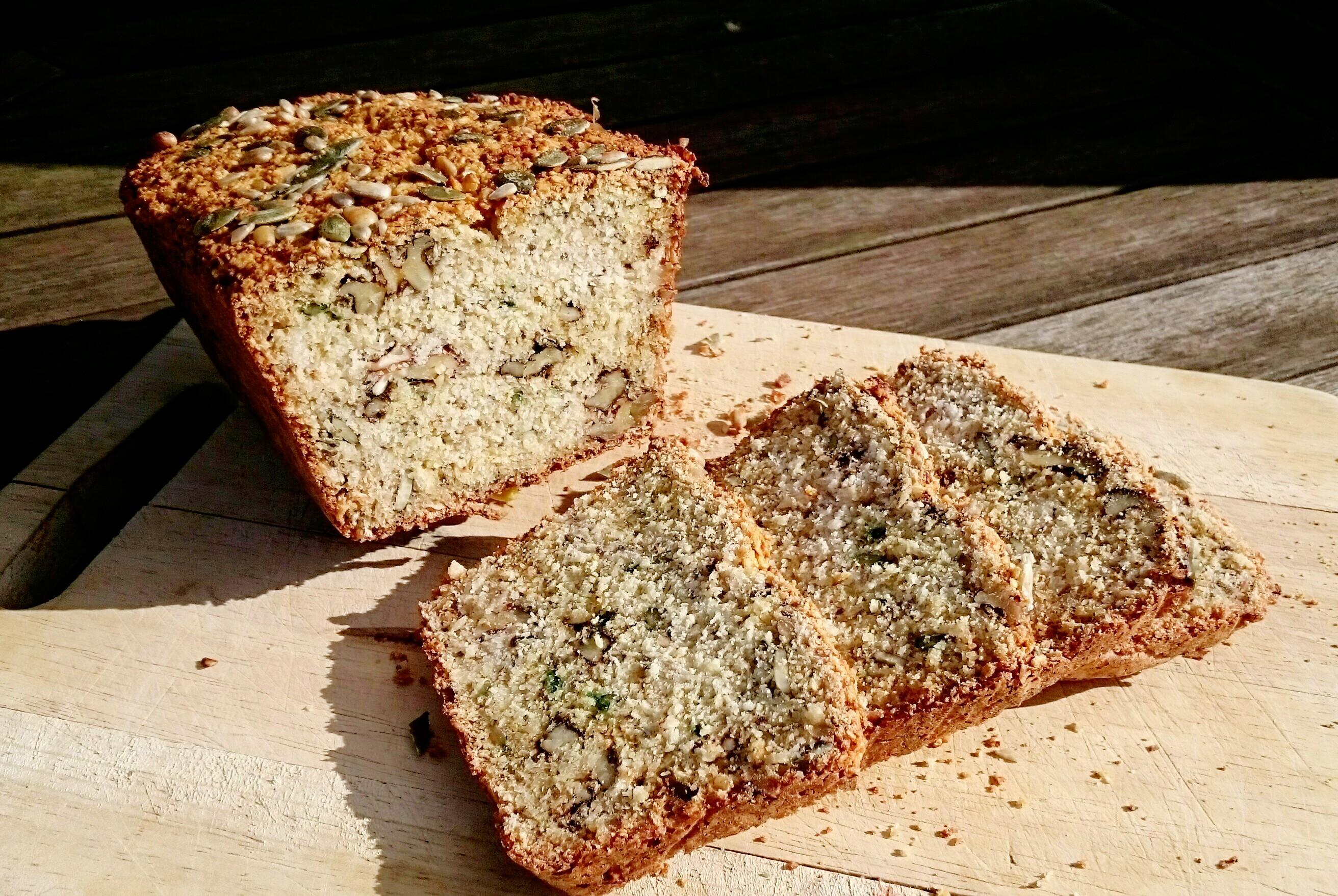 Healthy Alternative To Bread  Porridge Bread Recipe