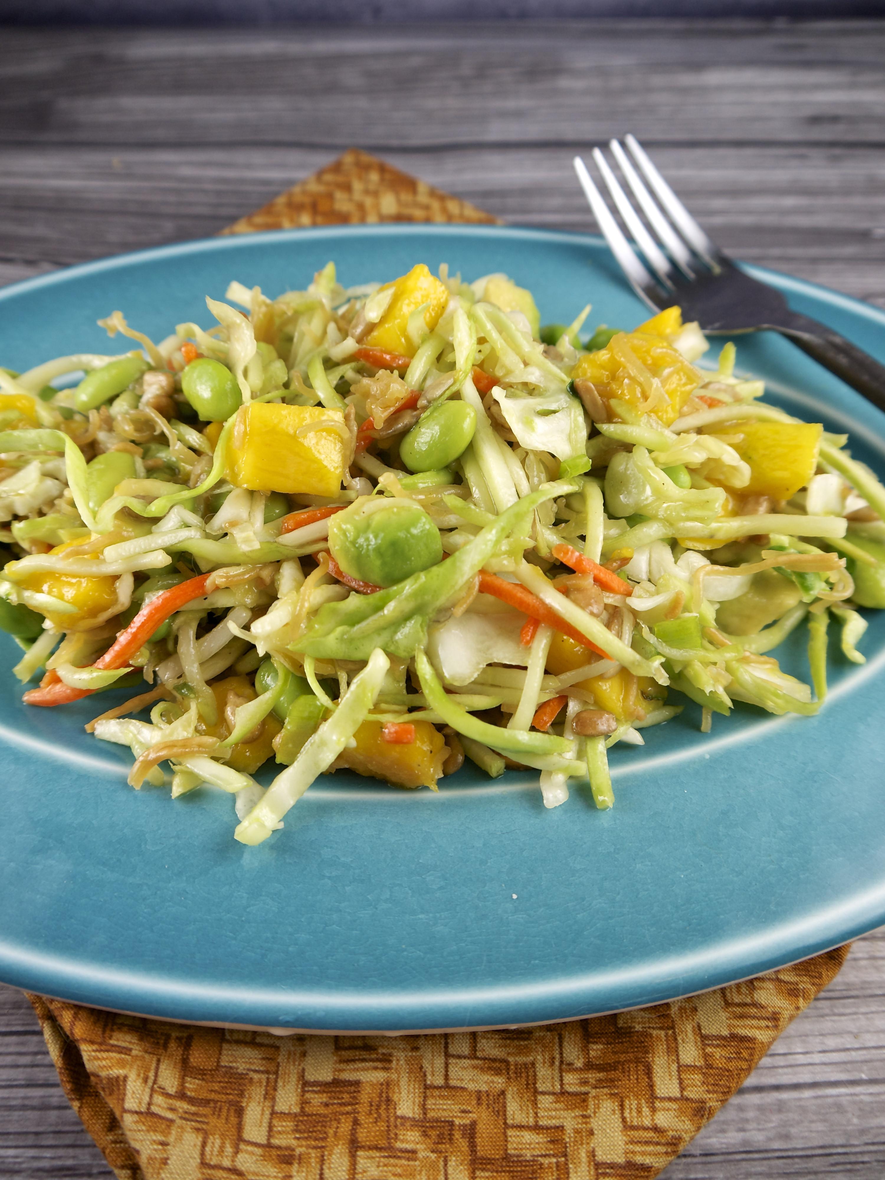 Healthy Alternative To Ramen Noodles  Healthy Ramen Noodle Salad