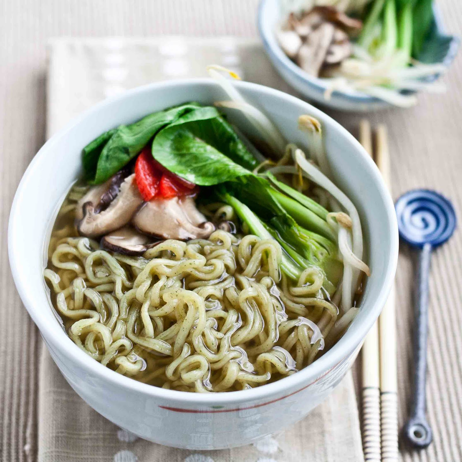 Healthy Alternative To Ramen Noodles  FOODjimoto GreeNoodle Healthier Instant Ramen