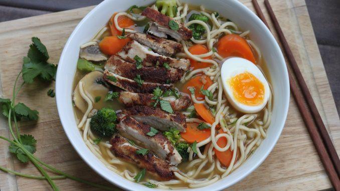 Healthy Alternative To Ramen Noodles  Healthy alternative to ramen noodles about health