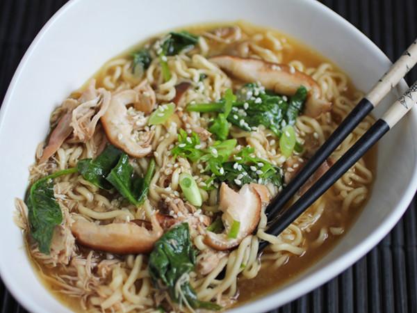 Healthy Alternative To Ramen Noodles  The Best & Healthiest Slow Cooker Ramen Noodle Soup My
