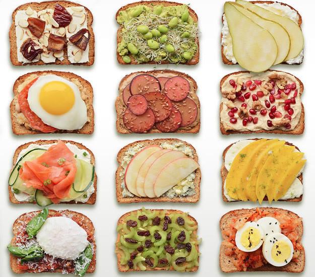 Healthy And Delicious Breakfast  Breakfast Toast 12 Delicious Healthy Recipes
