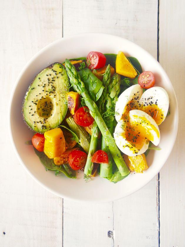 Healthy And Delicious Breakfast  Delicious Healthy Breakfast Salad