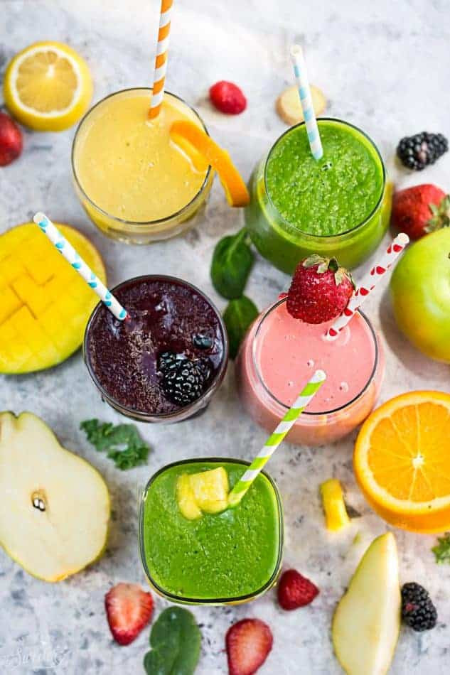 Healthy And Delicious Smoothies  5 Healthy & Delicious Detox Smoothies Video Life Made
