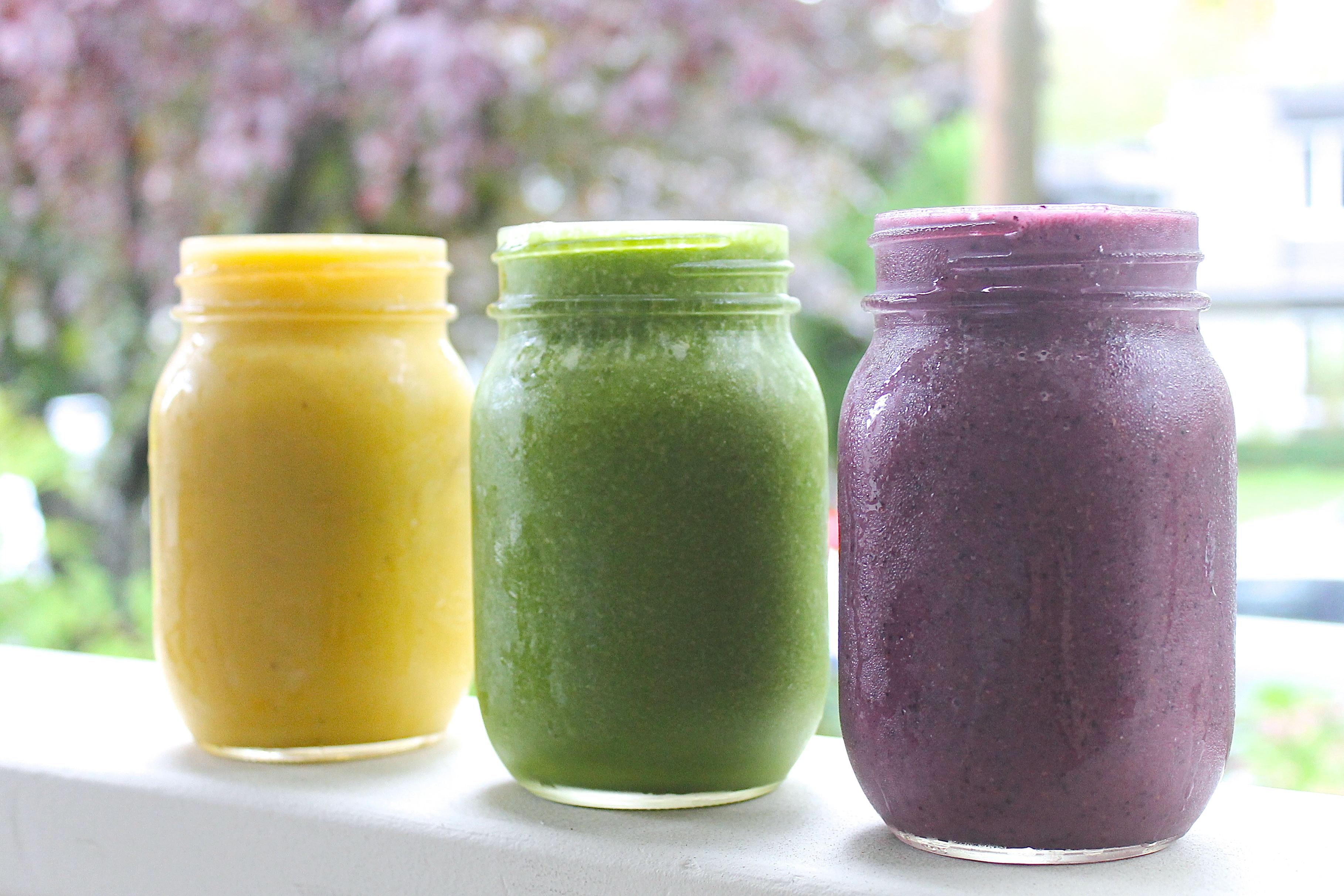 Healthy And Delicious Smoothies  3 Healthy Easy and Delicious Smoothie Recipes for the