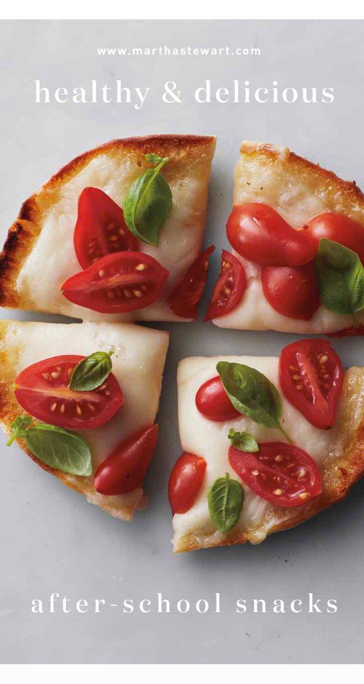 Healthy And Delicious Snacks  10 Healthy and Delicious After School Snacks
