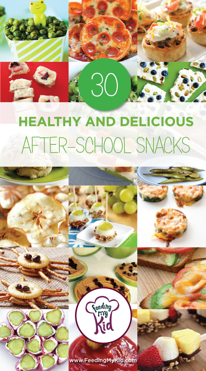 Healthy And Delicious Snacks  30 Healthy and Delicious After School Snacks Feeding My Kid