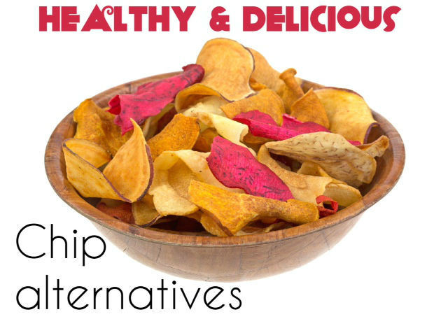 """Healthy And Delicious Snacks  The 8 Best """"Potato"""" Chips Healthy and Delicious"""