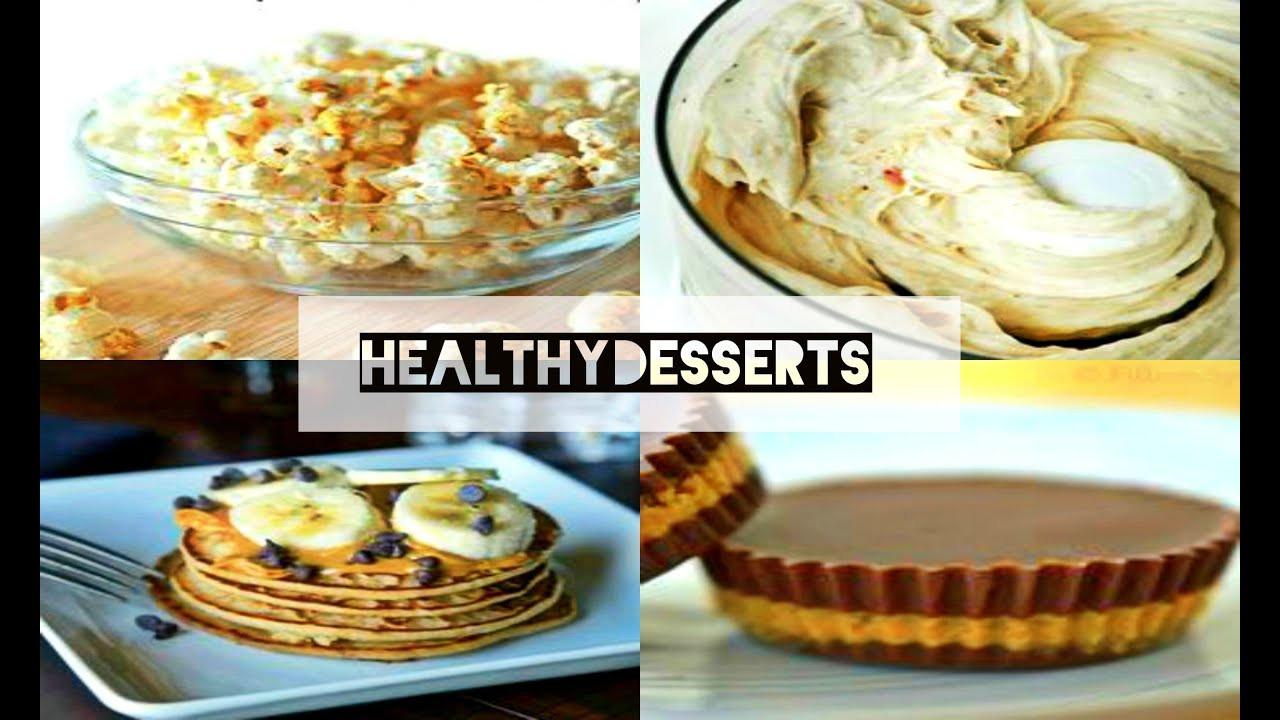 Healthy And Easy Dessert Recipes  5 Healthy Dessert Recipes Shannon Fox