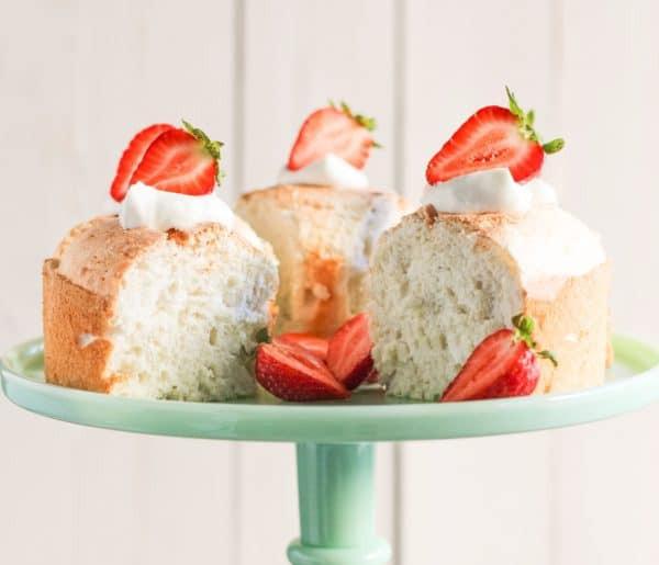Healthy Angel Food Cake Recipe  Healthy Angel Food Cake Recipe