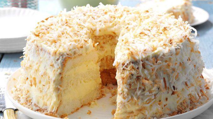 Healthy Angel Food Cake Recipe  Healthy angel food cake recipe about health