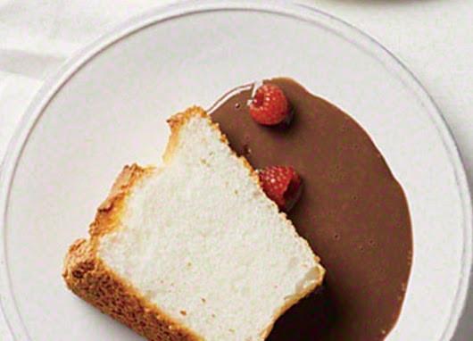 Healthy Angel Food Cake Recipe  healthy Chocolate Cinnamon Angel Food Cake recipe