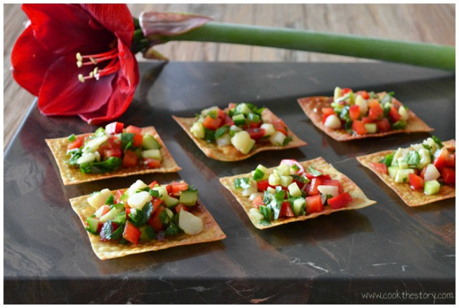 Healthy Appetizers For A Crowd  Healthy Appetizers