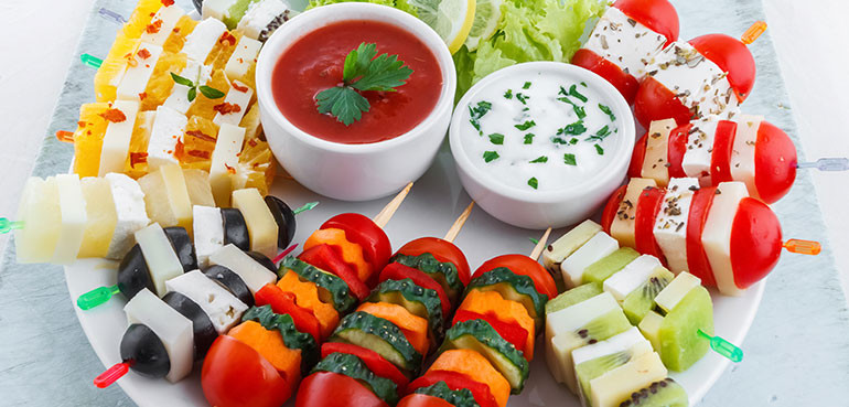 Healthy Appetizers For A Crowd  Healthy Dining Finder Take Back Your Appetizers