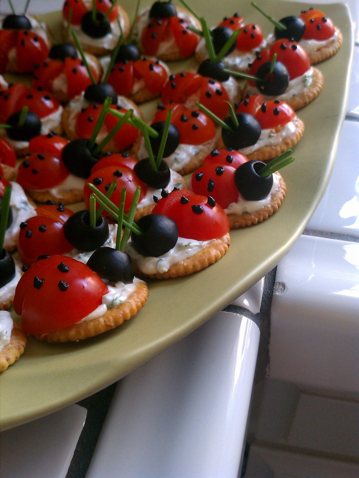 Healthy Appetizers For Kids  17 Best images about Fun Appetizers for Parties on