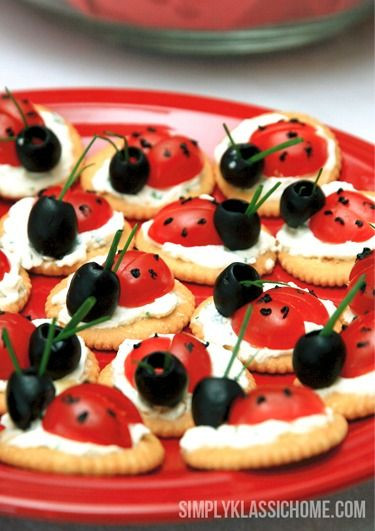 Healthy Appetizers For Kids  fruit platter kids party ideas