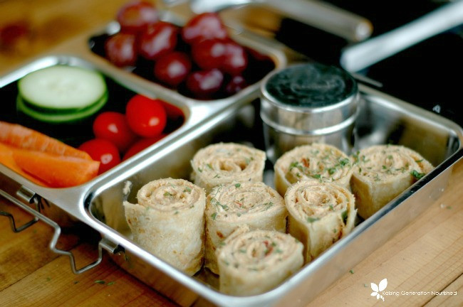 Healthy Appetizers For Kids  Mexican Pinwheels Perfect for Quick Lunches Fun