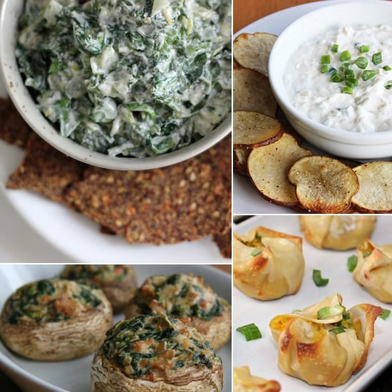 Healthy Appetizers For Party  Healthy Appetizers
