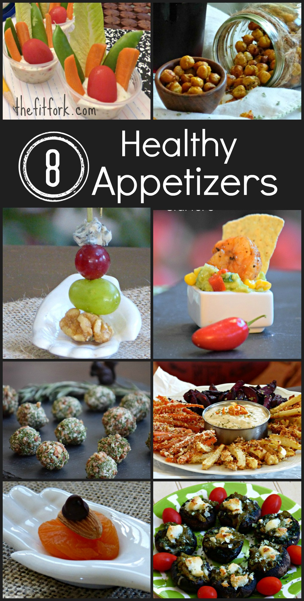 Healthy Appetizers For Party  Lettuce Party 8 Healthy Appetizers for New Year's Eve