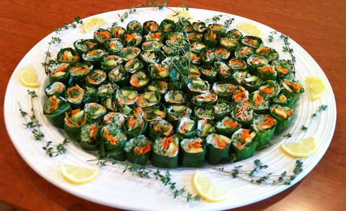 Healthy Appetizers For Potluck  The Healthy Summer Potluck Dish